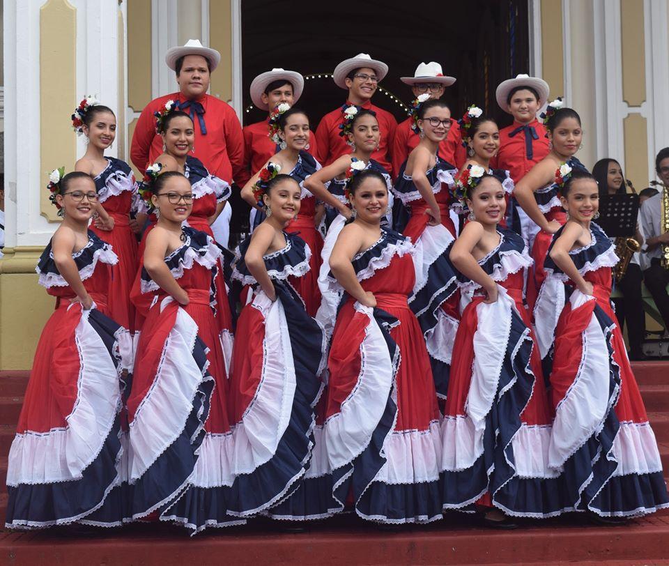 Presentación Fiestas de San Gerardo, parroquia Santo Cristo La Agonía 2019